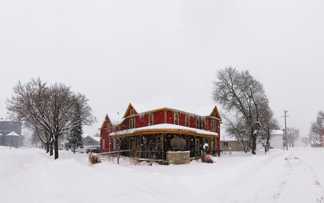 7 Reasons to Visit our Minnesota Bed and Breakfast This Winter