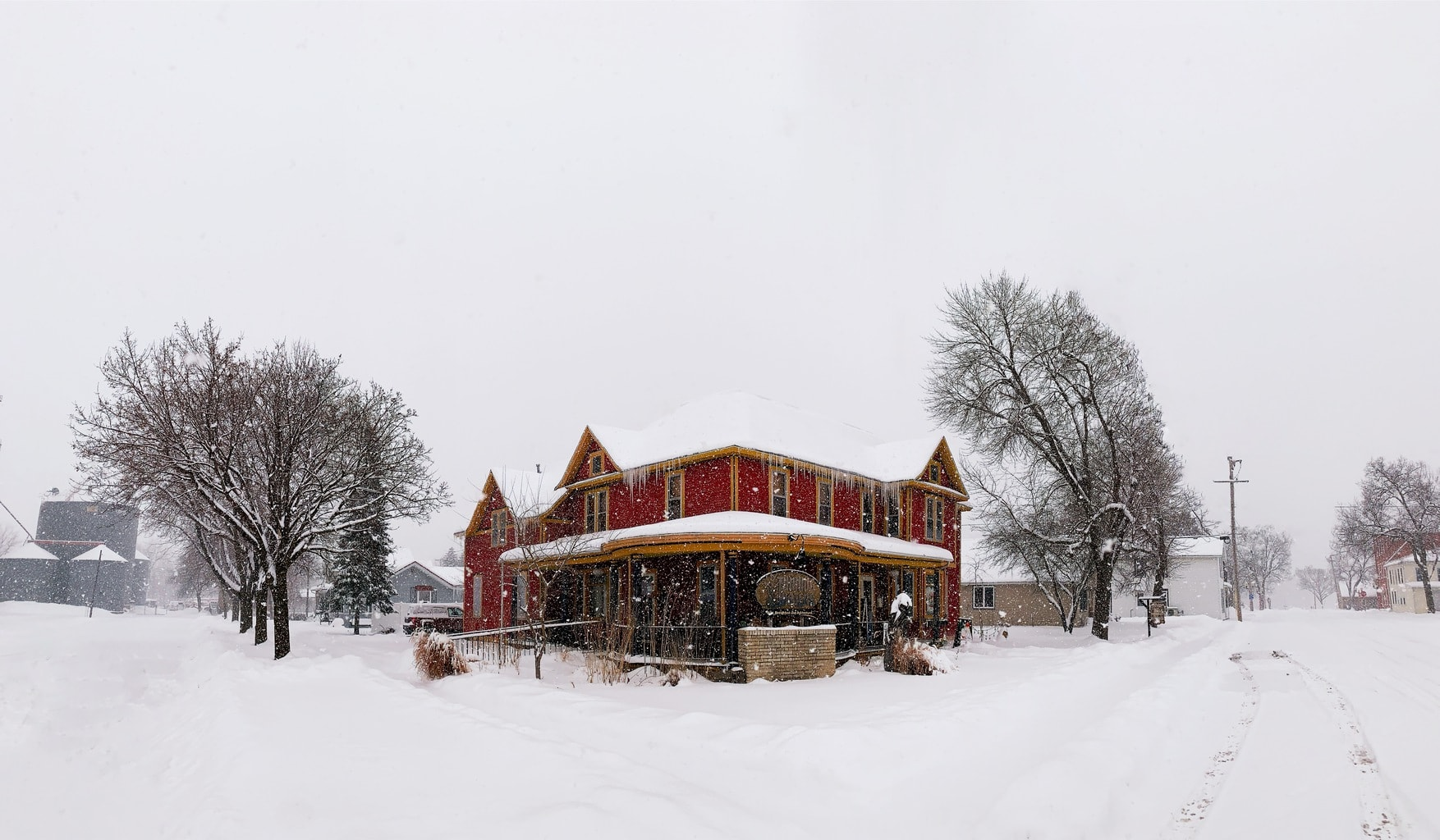 5 Reasons to stay at our Minnesota Bed and Breakfast This Winter