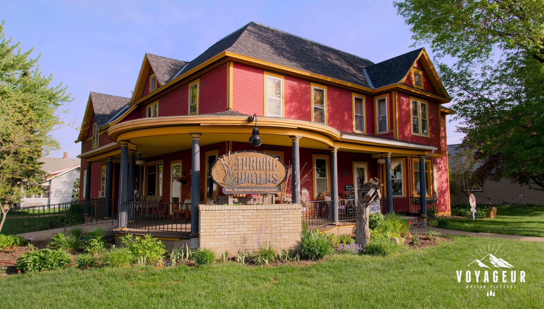 Exterior of Turning Waters Bed, Breakfast, & Brewery
